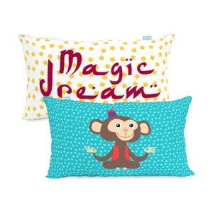 Bawełniana poszewka na poduszkę Mr. Fox Aladdin 50 x 30 cm
