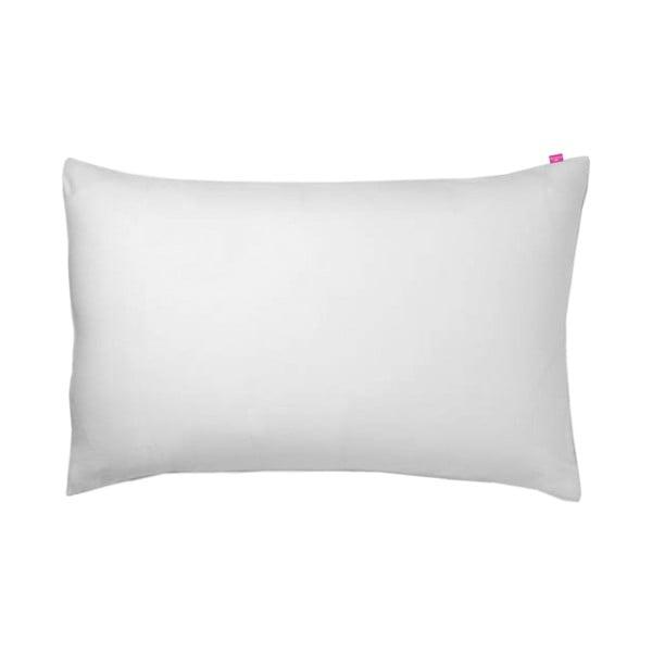 Poszewka na poduszkę Lisos Bianco, 50x70 cm