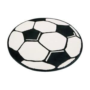 Dywan dziecięcy Hans Home Fotbal, ⌀ 100 cm
