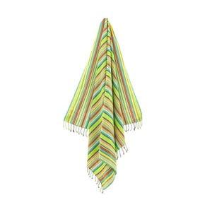 Ręcznik/pareo Tezzy Green, 100x178 cm