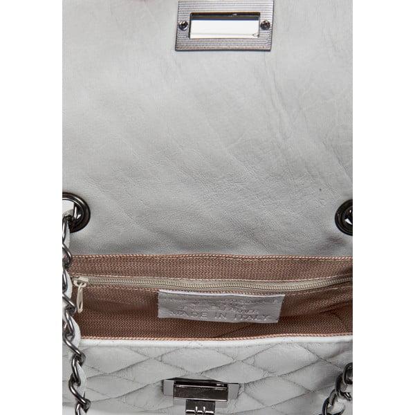 Skórzana torebka Markese 6997 Grey