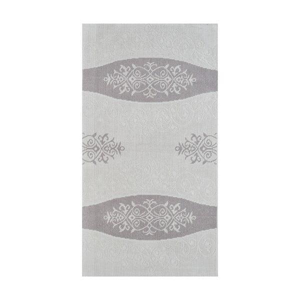 Beżowy wytrzymały dywan Vazo, 100x150 cm