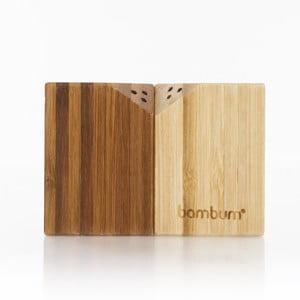 Solniczka i pieprzniczka Bambum Zole
