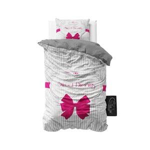 Pościel Sweet Dreams 140x200 cm, różowa