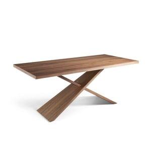 Stół z litego drewna orzecha Ángel Cerdá Cayo