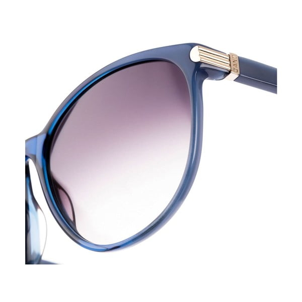Damskie okulary przeciwsłoneczne GANT Crystal Blue