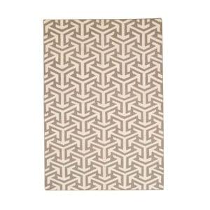 Ręcznie tkany dywan Kilim Grey 103, 120x180 cm