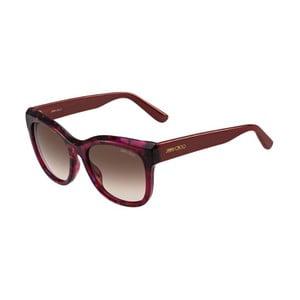 Okulary przeciwsłoneczne Jimmy Choo Nuria Burgundy/Brown