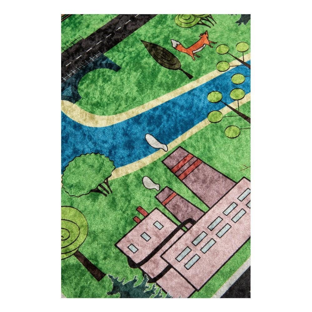 Dywan dla dzieci Traffic, 140x190 cm