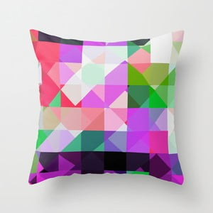 Poszewka na poduszkę Mini Triangles II, 45x45 cm