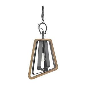 Lampa wisząca InArt Industrialos, czarna
