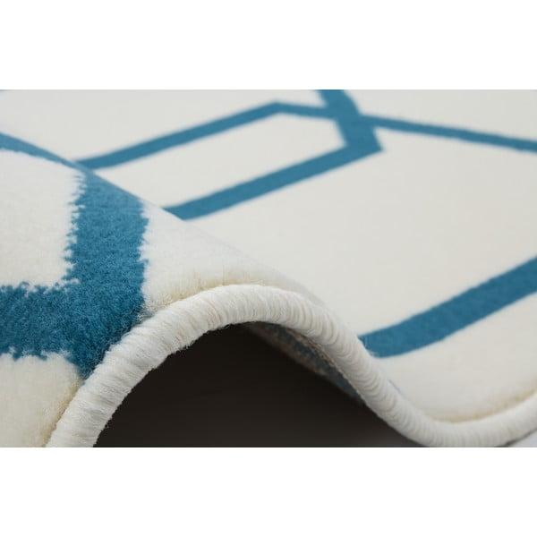 Niebieski dywan Kayoom Stella 400, 160x230 cm