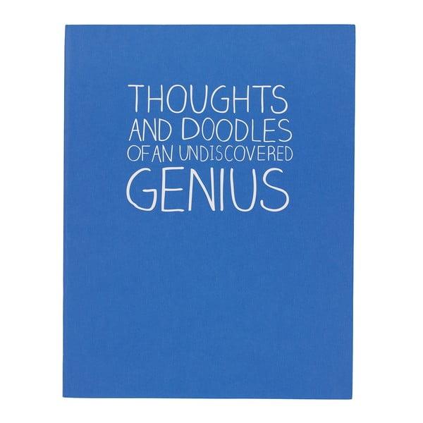 Duży zeszyt Happy Jackson Thoughts and Doodles