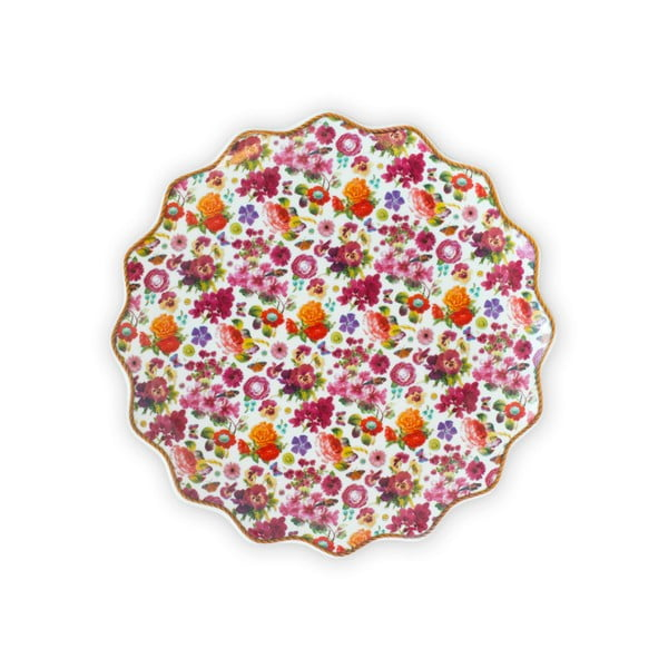 Talerz porcelanowy Melli Mello Isabelle, 17 cm