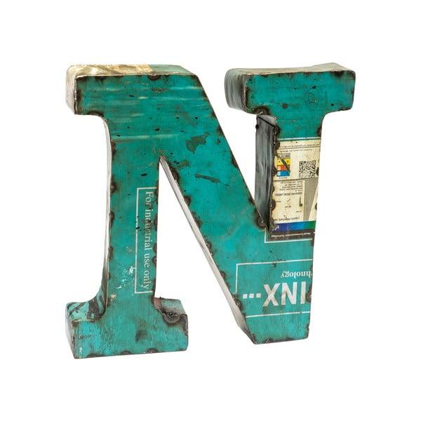 Litera Alfabeto N