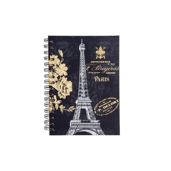 Notes na spirali Tri-Coastal Design Paris Dream