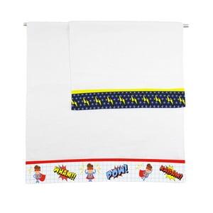 Zestaw 2 ręczników Baleno Super Hero, 50x100 i 70x140 cm