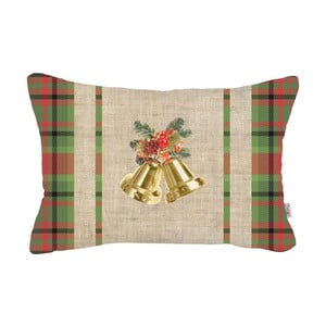 Świąteczna poszewka na poduszkę Apolena Honey 31x50 cm