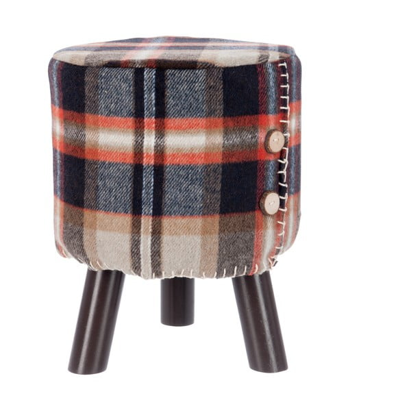 Taboret Scottish Check