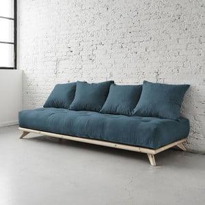 Sofa Senza Natural/Deep Blue
