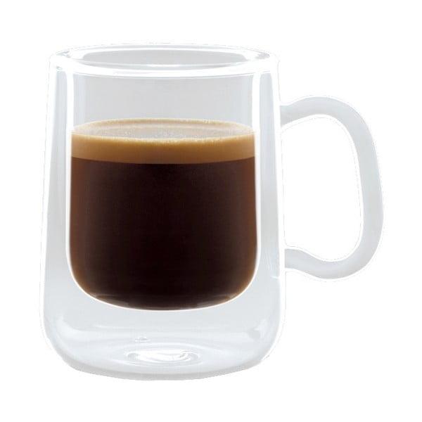 Komplet 2 szklanek z podwójną ścianką Colombia Espresso, 100 ml