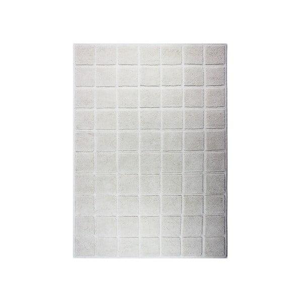 Dywan wełniany Blocks 160x230 cm, jasny
