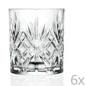 Zestaw 6  szklanek Côté Table Amedea, 310ml