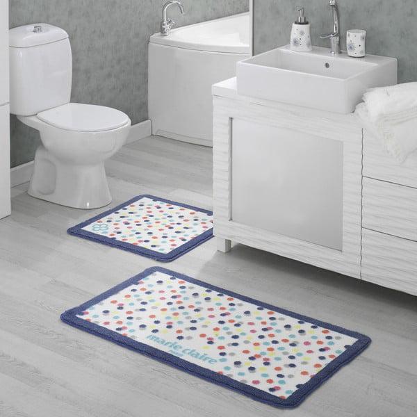 Zestaw 2 dywaników łazienkowych Punto