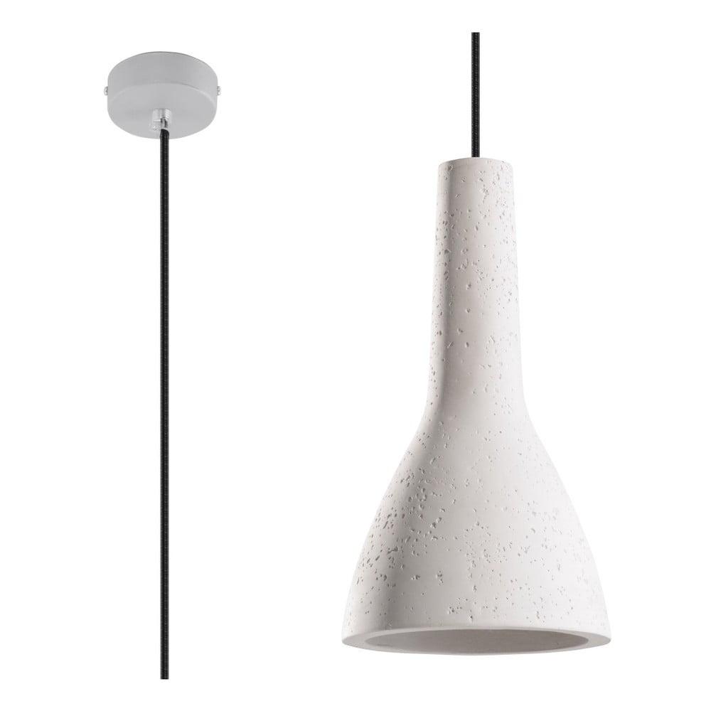 Szara lampa wisząca Nice Lamps Mattia