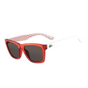 Damskie okulary przeciwsłoneczne Lacoste L669 Red