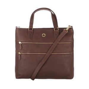 Skórzana torba Phoebe Vintage Brown