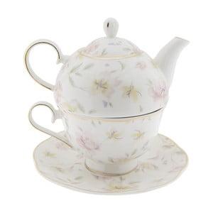 Serwis do parzenia herbaty Clayre & Eef Anastasia