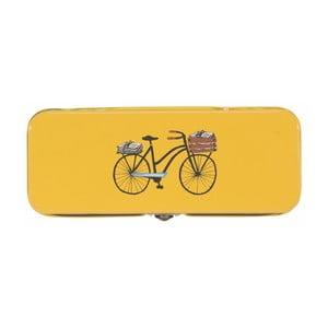 Piórnik metalowy Danica Bicicletta