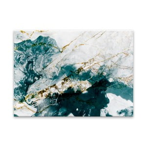 Obraz Styler Glasspik Marble, 80x120 cm