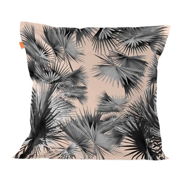 Poszewka na poduszkę Blanc Palm Tree, 60x60 cm