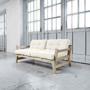 Sofa rozkładana Karup Step Natural