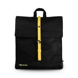Czarny plecak Natwee
