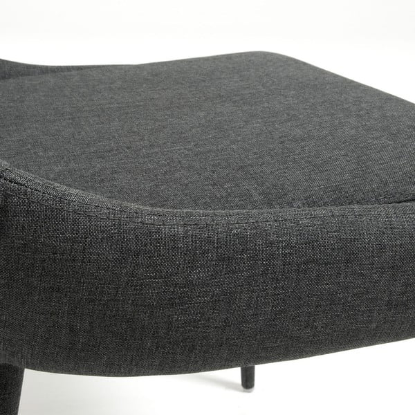 Zestaw 4 krzeseł jadalnianych La forma Dant