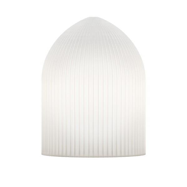 Biała lampa wisząca Ripples Curve