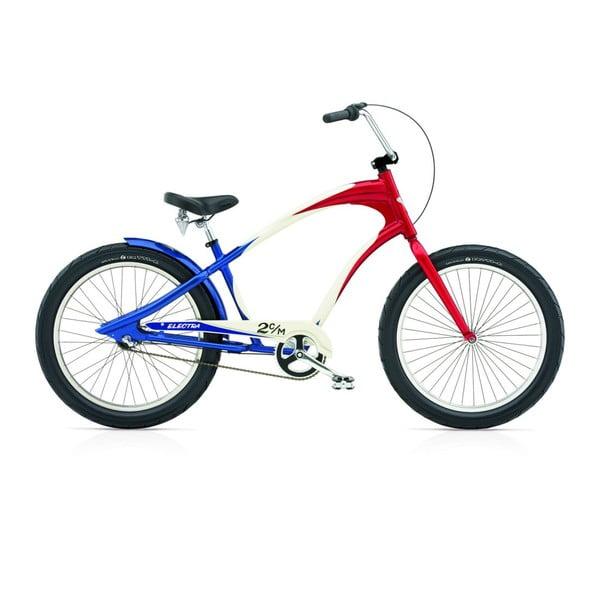Rower męski Lakester 3i red/white/blue