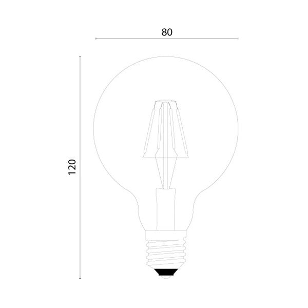 Żarówka LED Bulb Attack POP, E27 4W