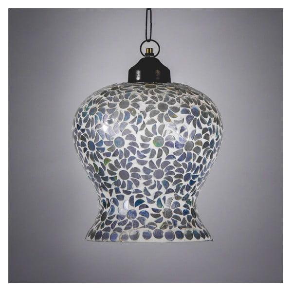 Lampa wisząca Kwiatowa mozaika