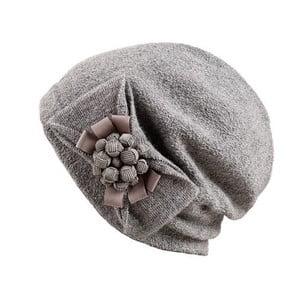 Szara czapka Lavaii Andrea