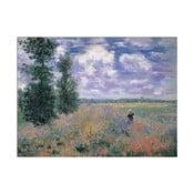 "Claude Monet ""Pole maków"""
