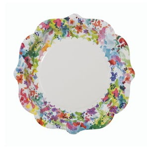 Zestaw 12 tacek papierowych Talking Tables Floral Fiesta