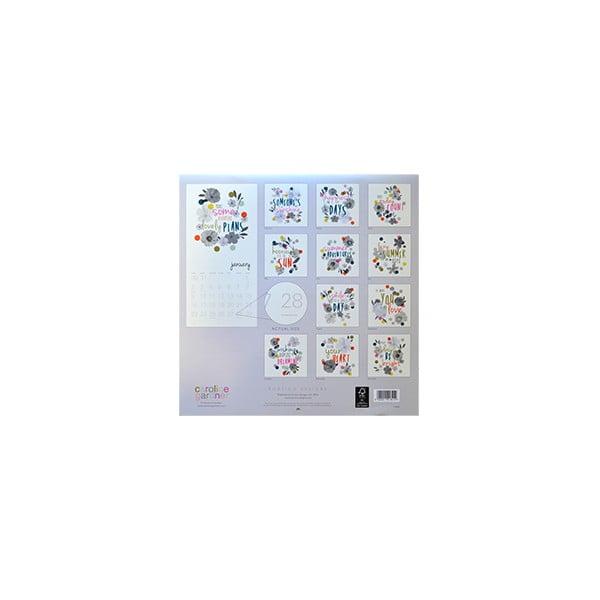 Kalendarz Portico Designs Wild Flowers