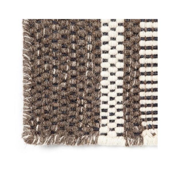 Wełniany dywan Sheen Grey, 140x200 cm