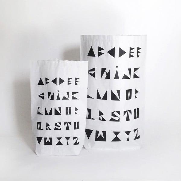 Torba do przechowywania ThatWay Alphabet, 90 cm