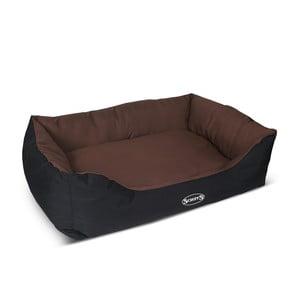Legowisko dla psa Expedition Bed 90x70 cm, czekoladowe