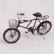 Dekoracja Rower z koszykiem